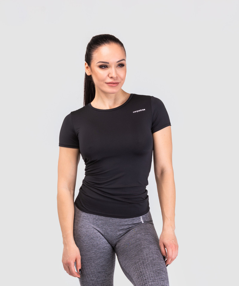 Black Tight T-shirt