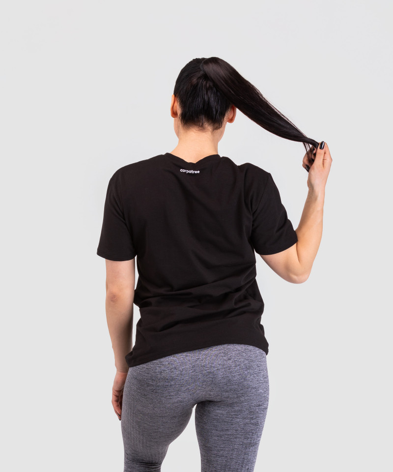 Black Loose T-shirt 3