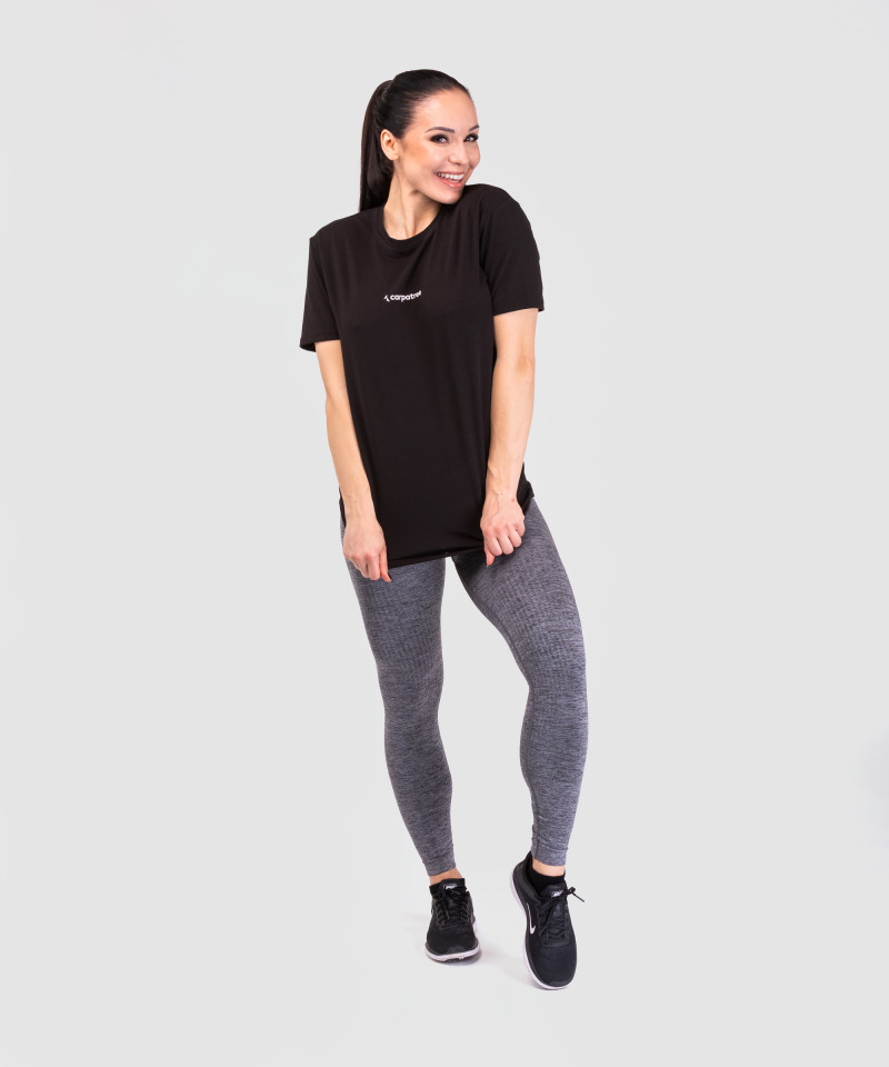 Black Loose T-shirt 4