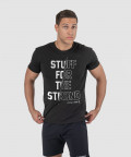 Black Stuff for the Strong Classic T-shirt 1