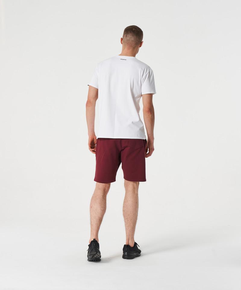Мужская Белая футболка Scout 3