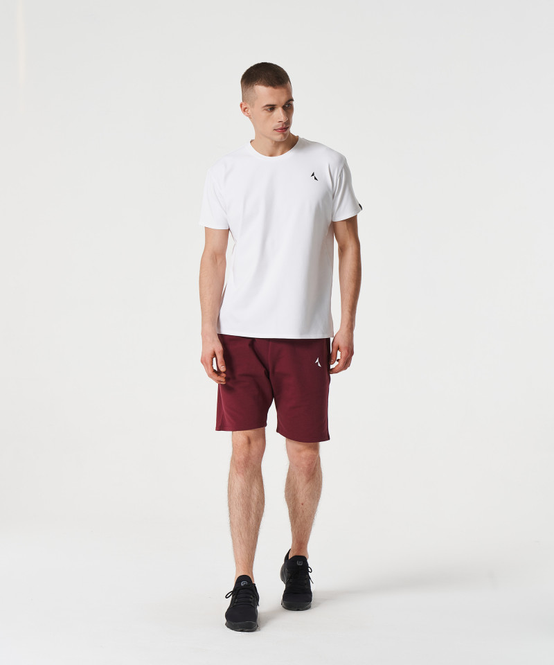 Мужская Белая футболка Scout 4