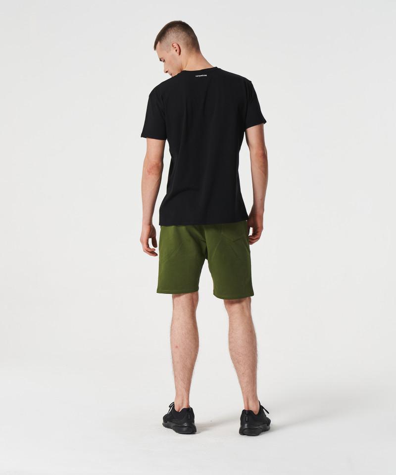 Schwarzes Sigma-T-Shirt 5