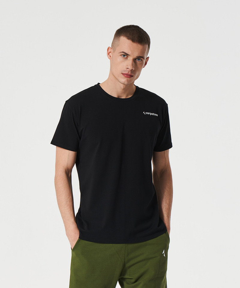 Schwarzes Sigma-T-Shirt 1