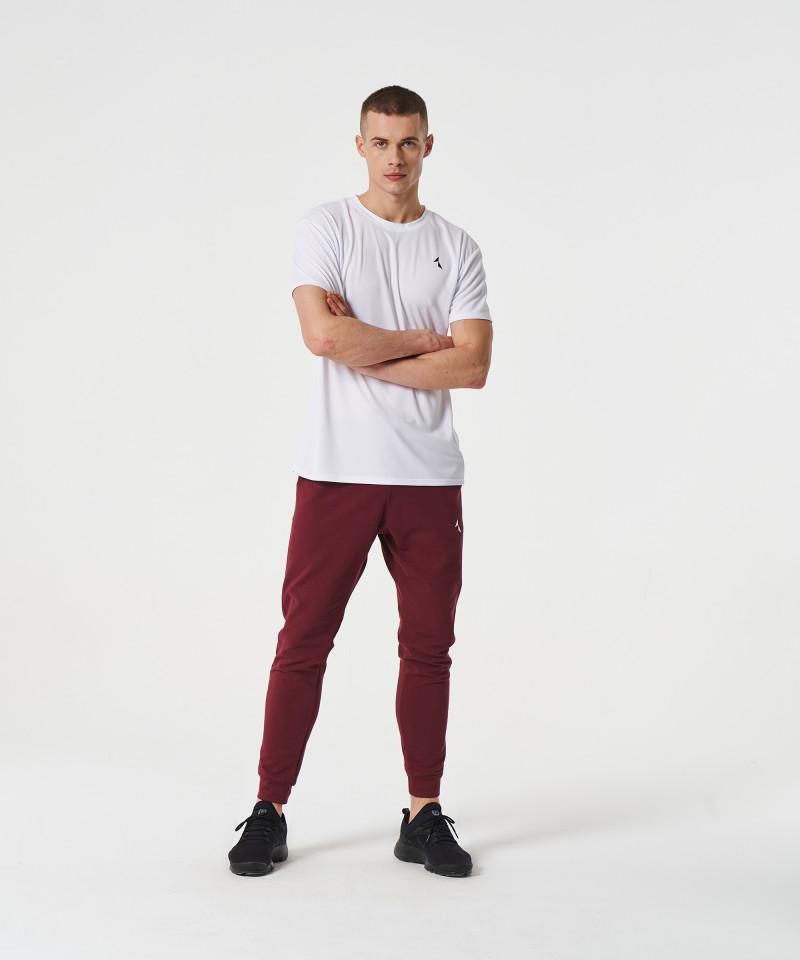White Analog Thermoactive T-shirt 4