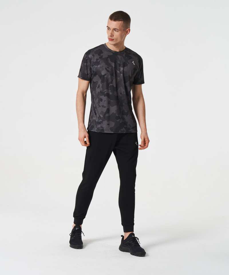 Black Camo Thermoactive t-shirt 2