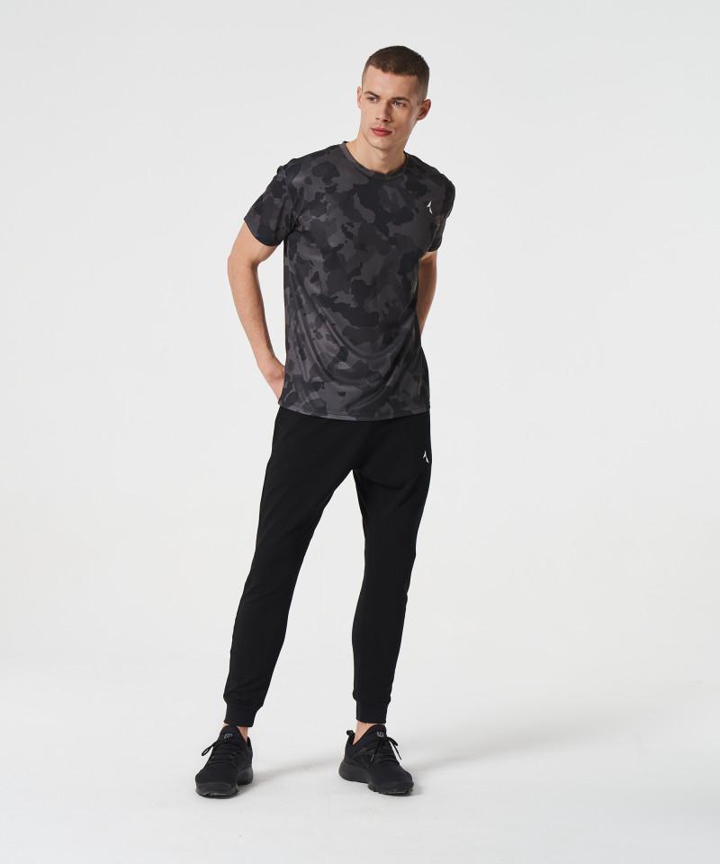 Black Camo Thermoactive t-shirt 4