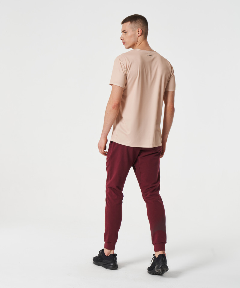Beige Analog Thermoactive T-shirt 2