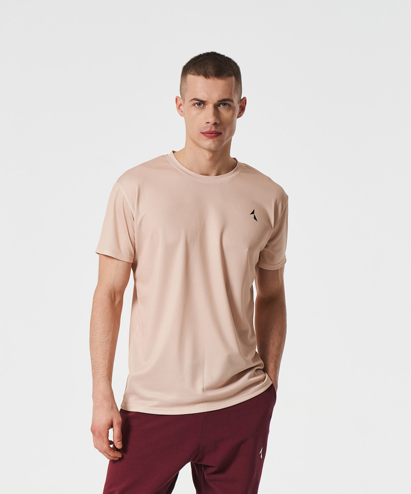 Beige Analog Thermoactive T-shirt 1