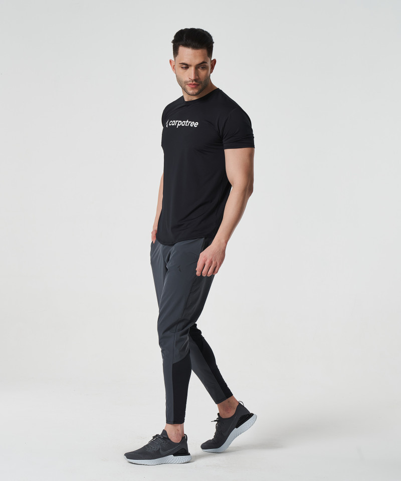 Black Status Thermoactive T-shirt 2