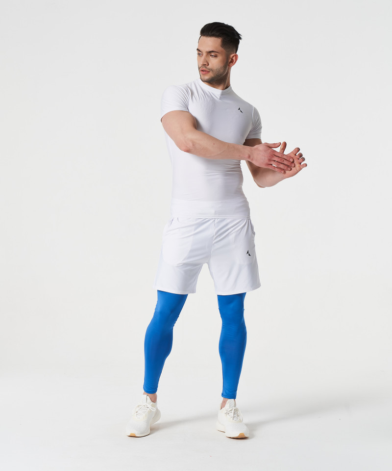 White Delta Compression T-shirt 2