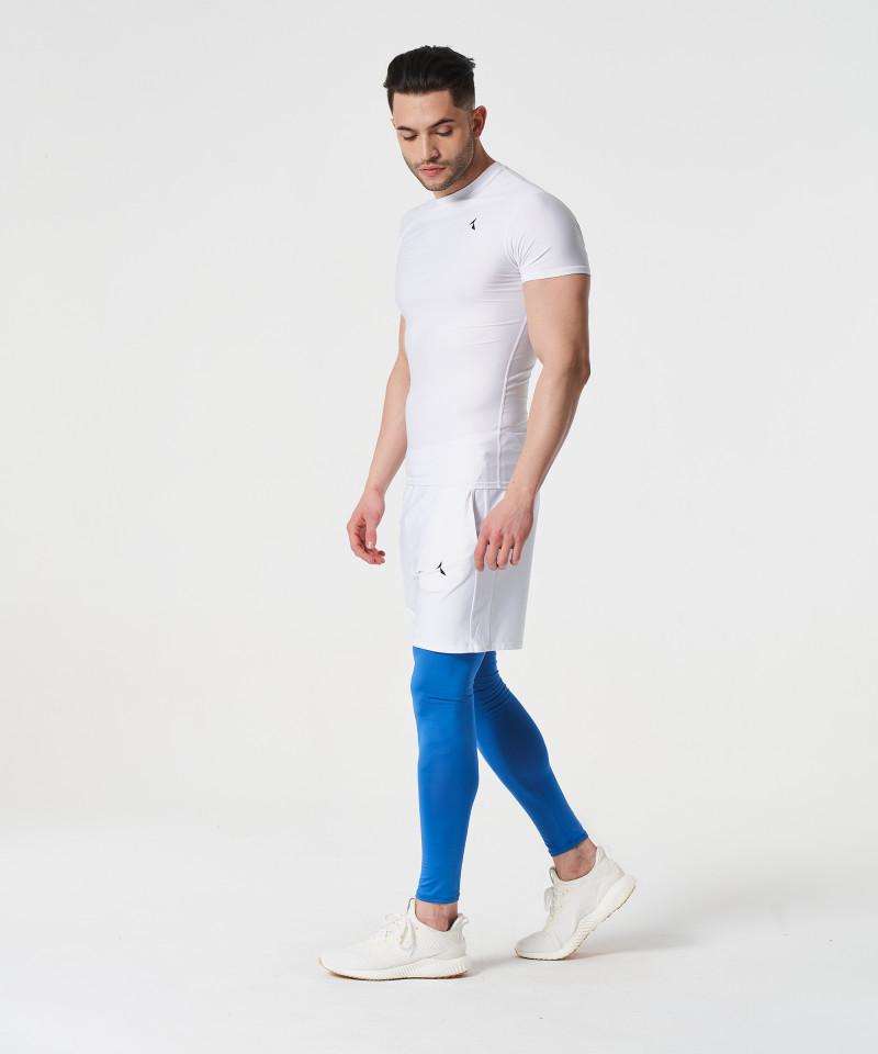 White Delta Compression T-shirt 3