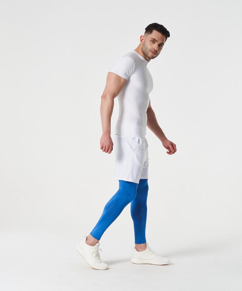 White Delta Compression T-shirt 5