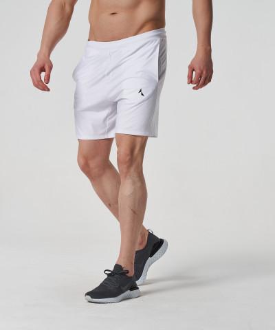 White Voyager Shorts 1