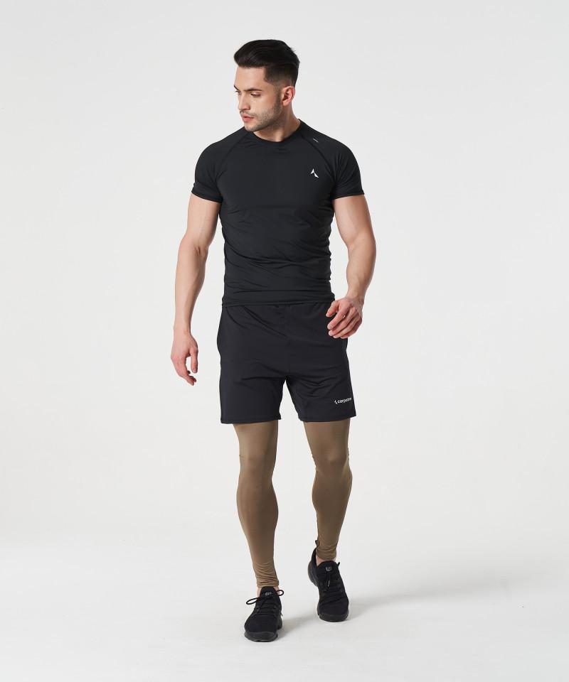 Black Horizon Shorts 4