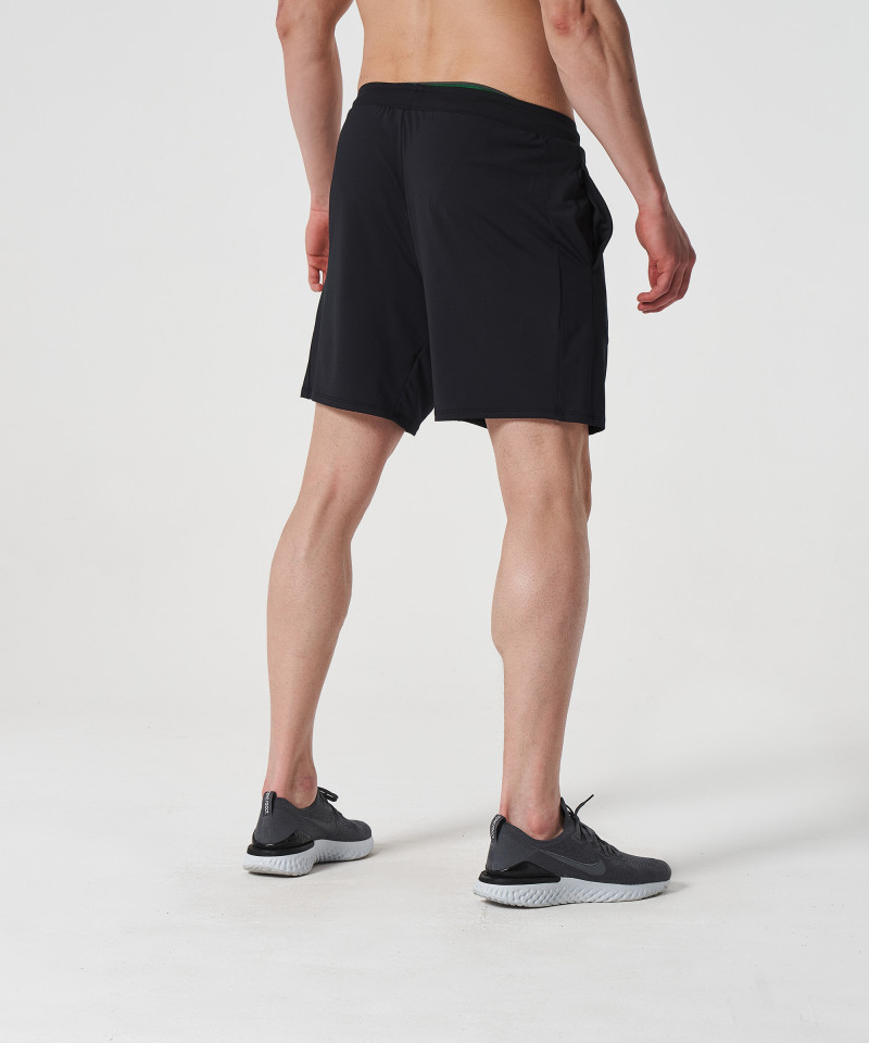 Black Horizon Shorts 5