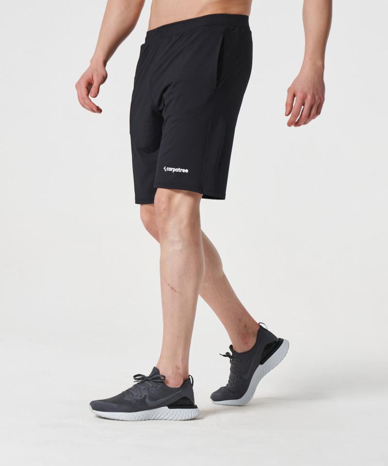 Мужские Черные шорты Helium 4