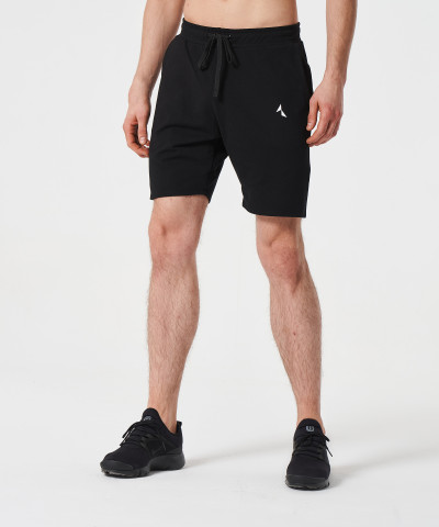 Black Alpha Shorts 1