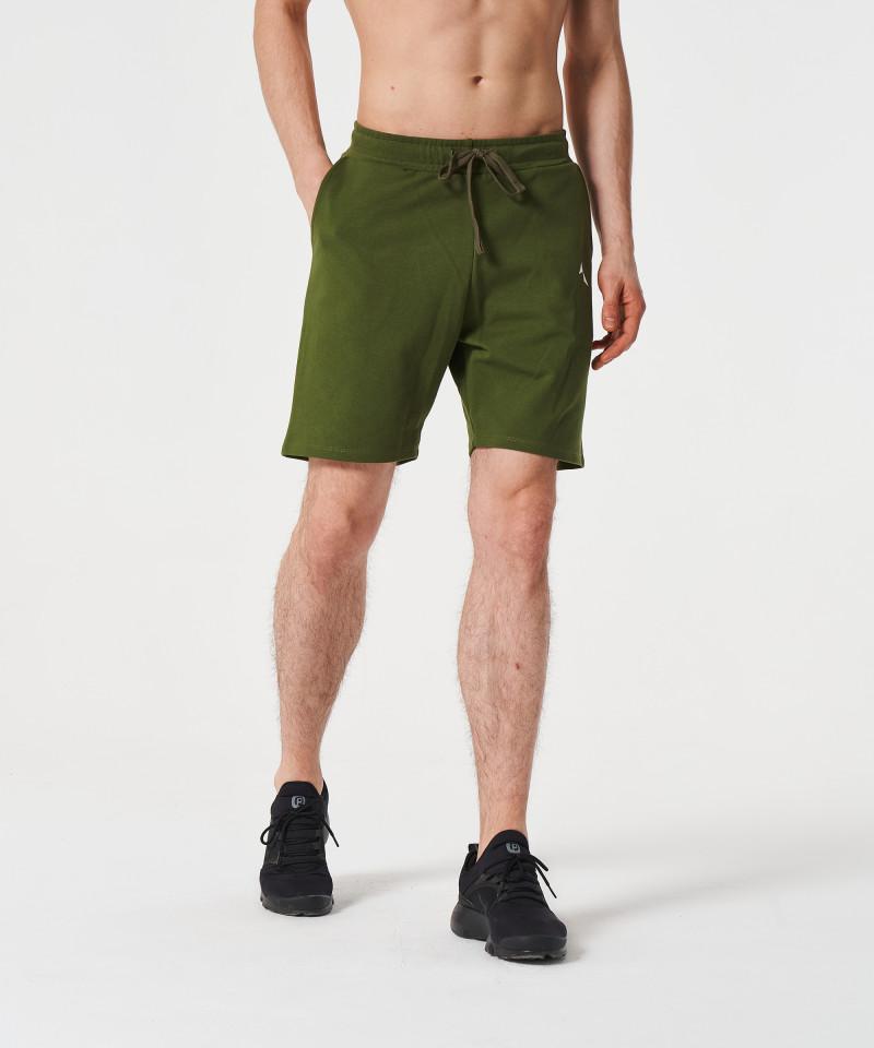 Zielone szorty Alpha 1