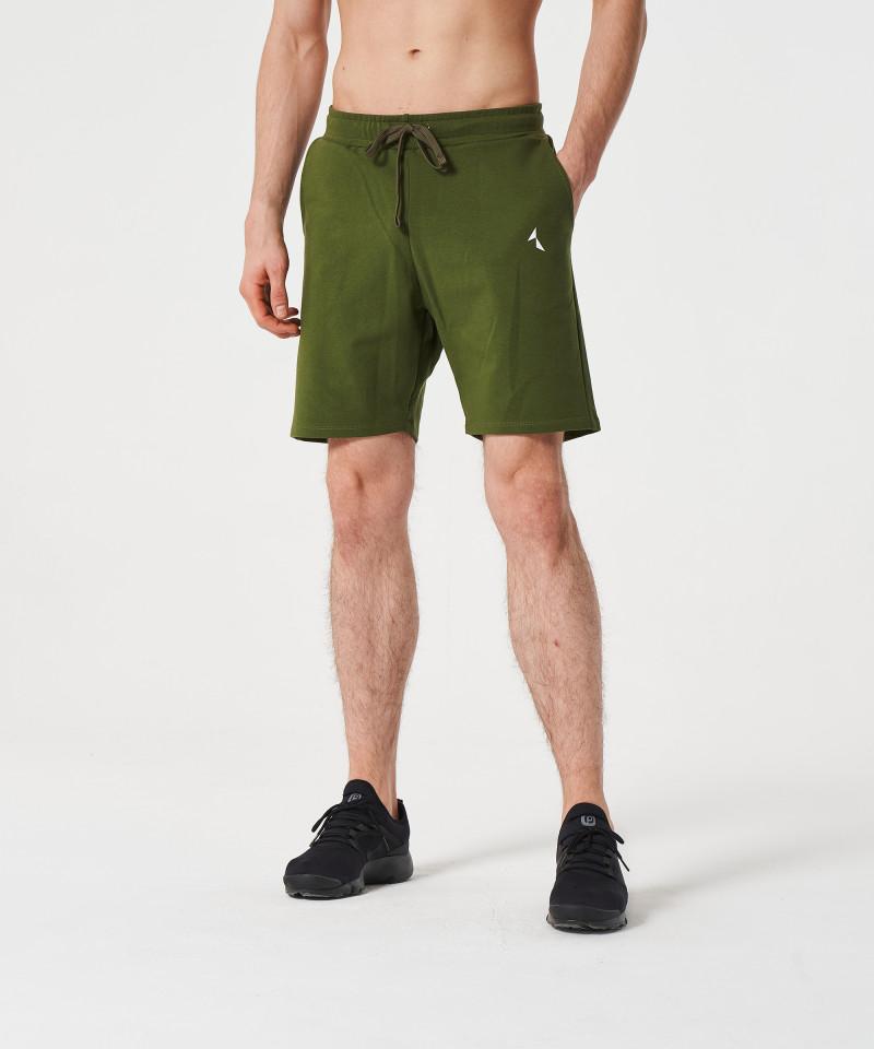 Zielone szorty Alpha 2