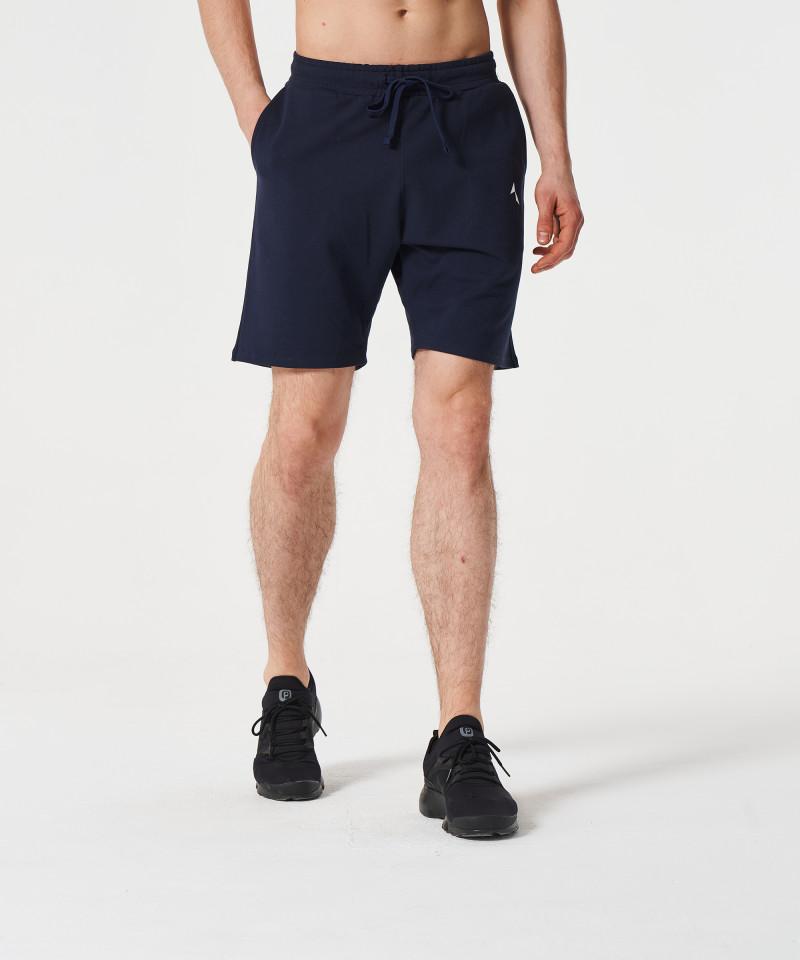 Мужские темно-синие шорты Alpha 2