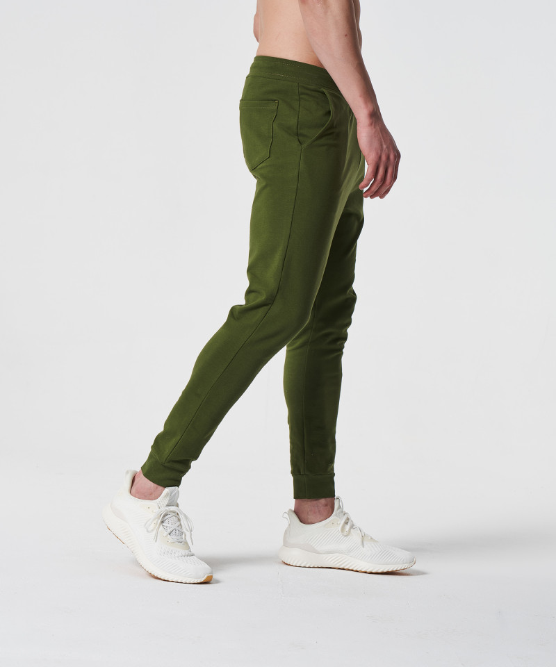 Green Alpha Joggers 2