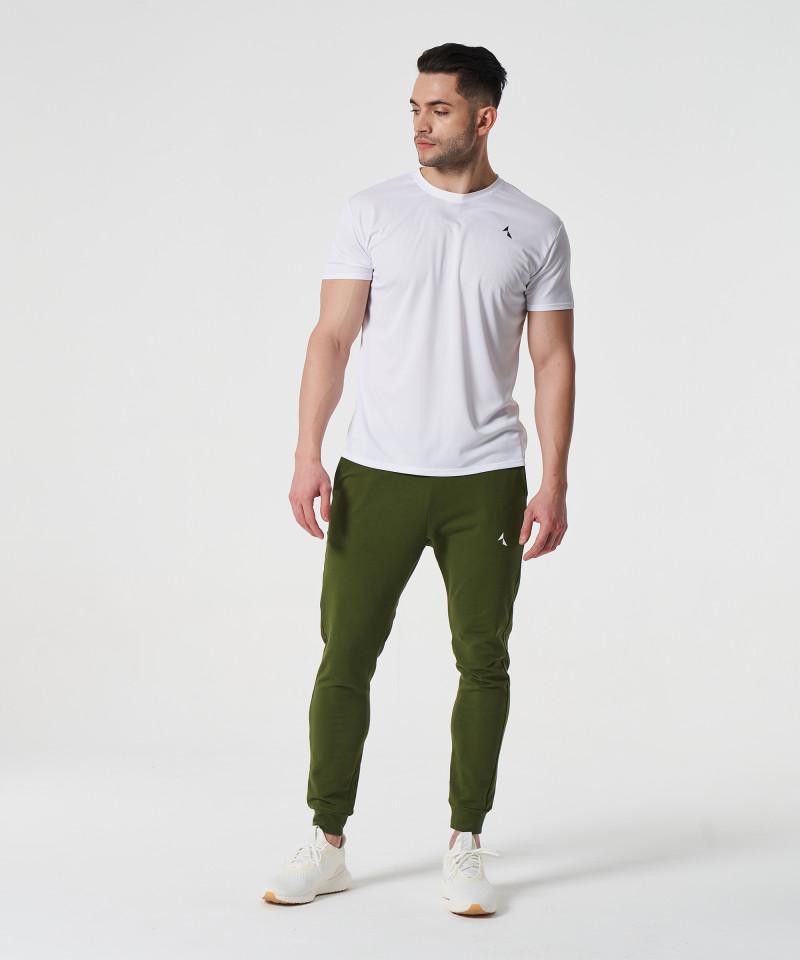 Green Alpha Joggers 3