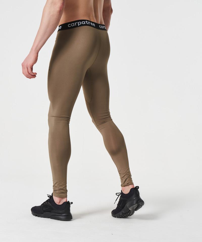 Khaki Fuse Leggings 4