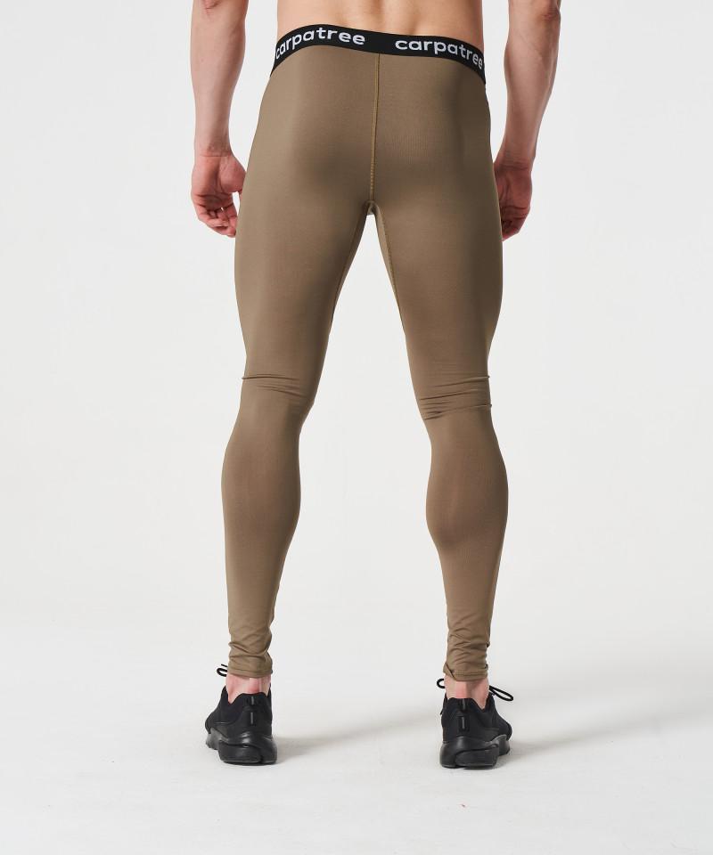 Khaki Fuse Leggings 5