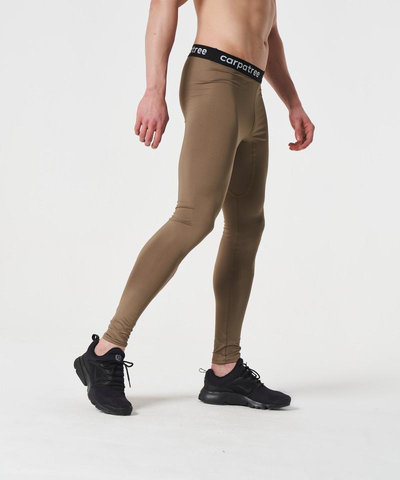 Khaki Fuse Leggings 2