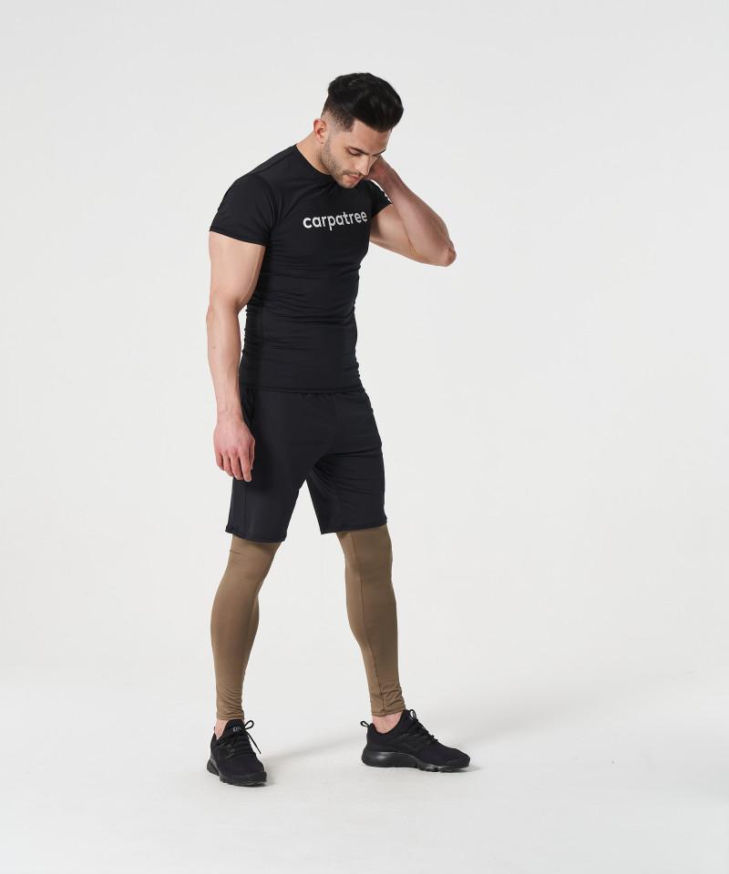Khaki Fuse Leggings 3