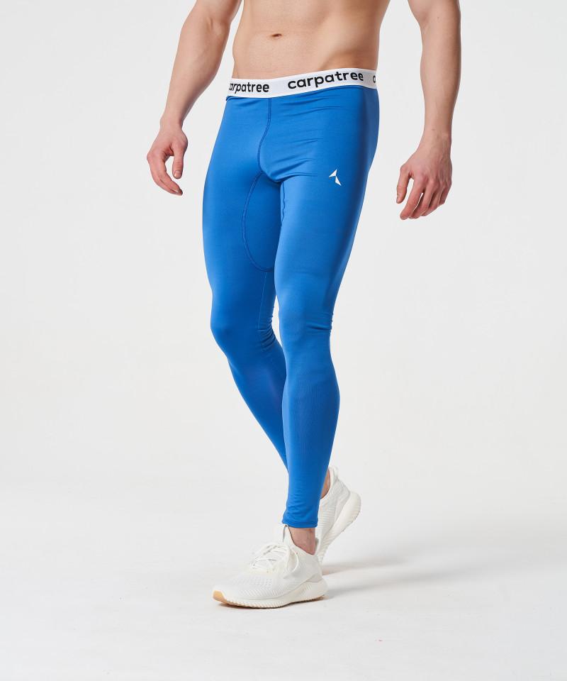 Мужские синие леггинсы Fuse