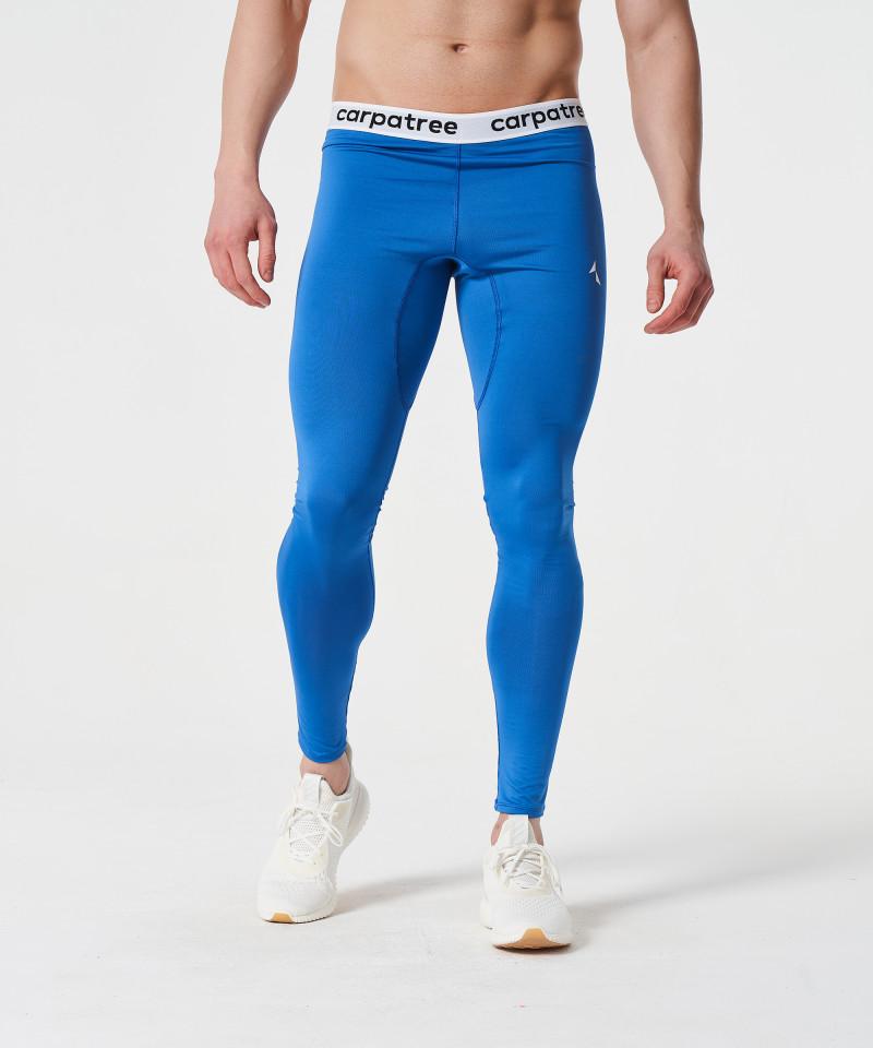 Мужские синие леггинсы Fuse 2