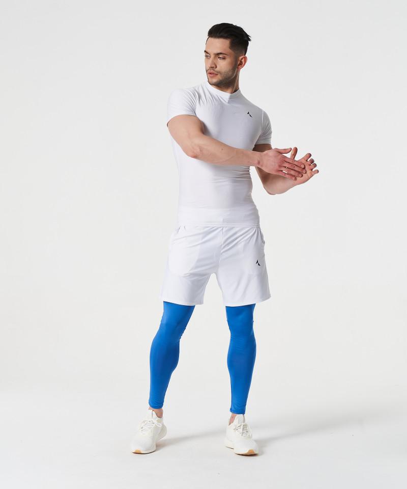 Мужские синие леггинсы Fuse 3