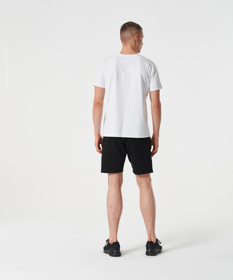 Weißes Blend-T-Shirt 5