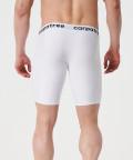 White Thermoactive Shorts 5