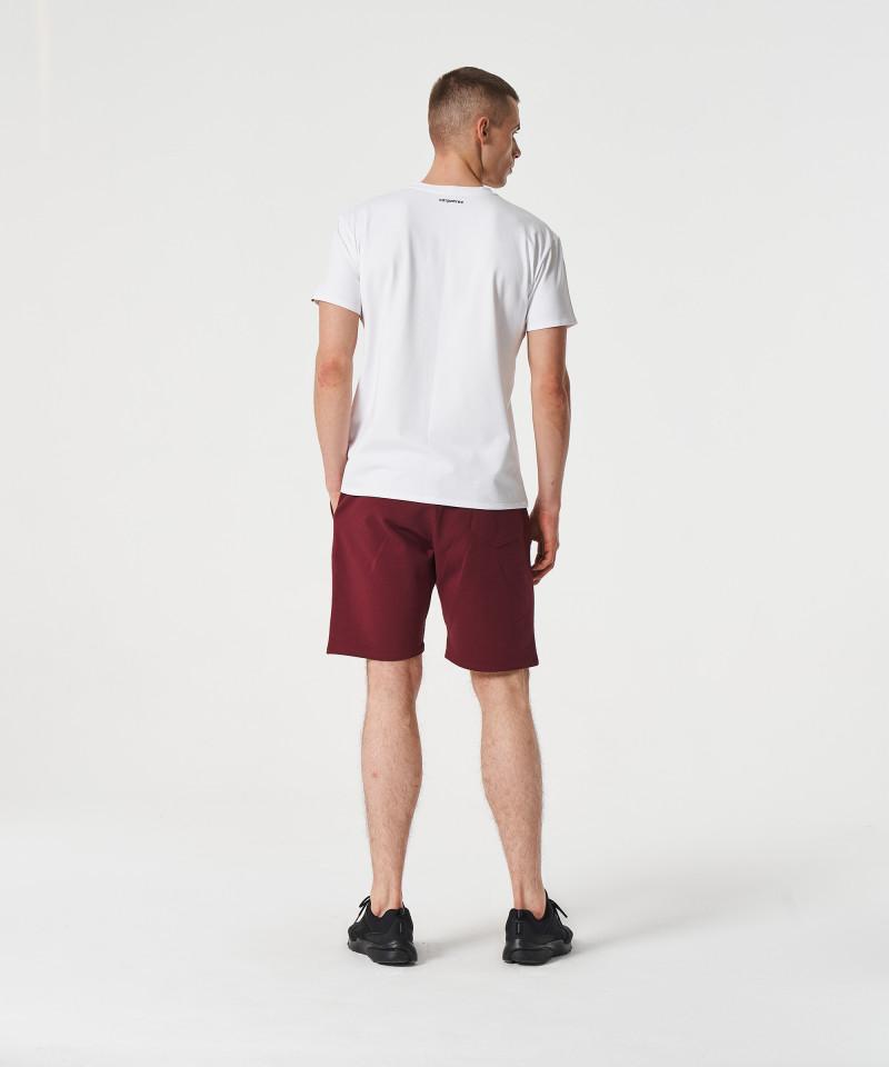 Мужская Белая футболка Scout 6