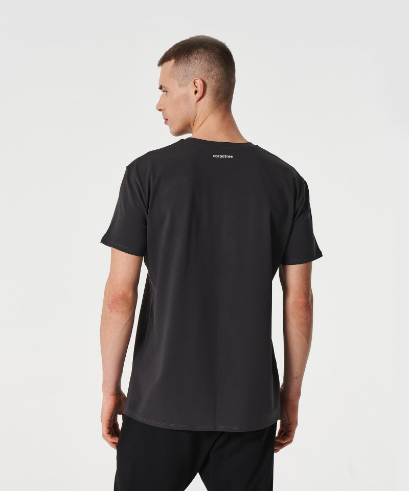 Anthracite Scout T-shirt 3