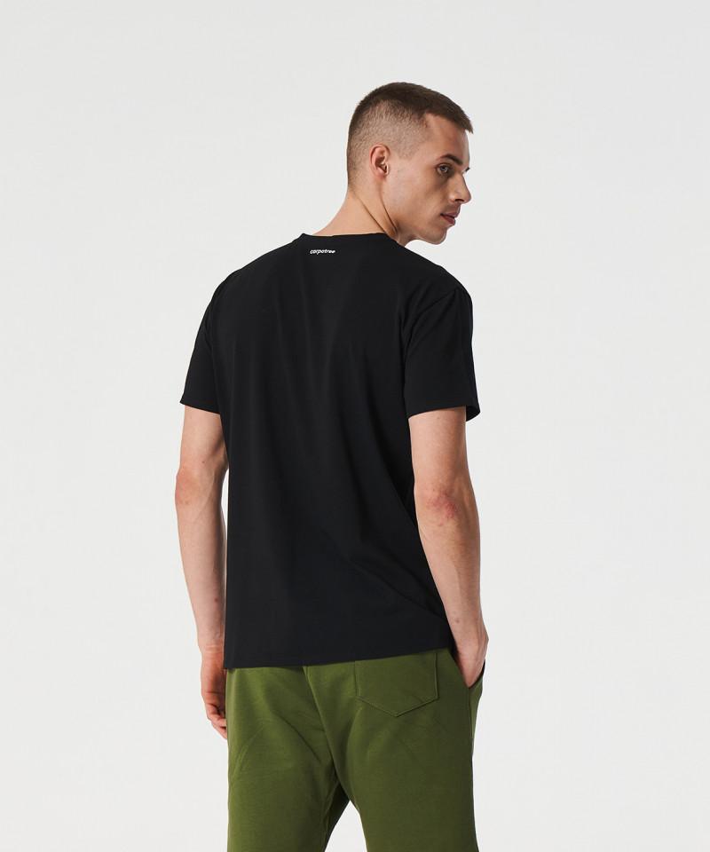 Schwarzes Sigma-T-Shirt 3