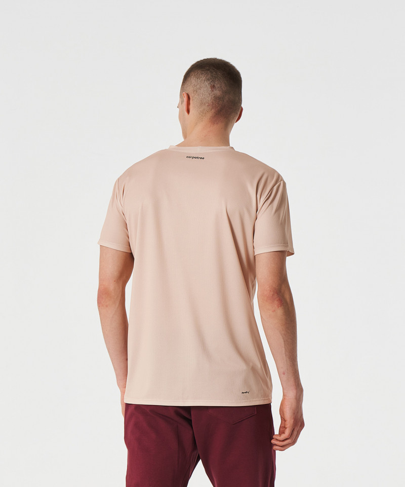 Beige Analog Thermoactive T-shirt 5