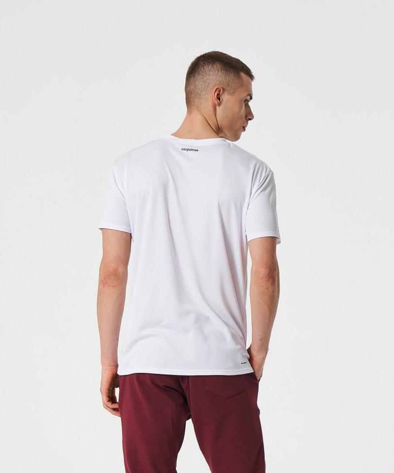 White Analog Thermoactive T-shirt 2