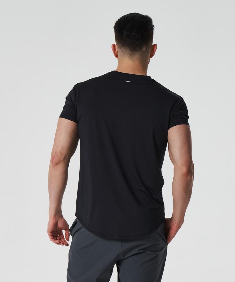 Black Status Thermoactive T-shirt 4