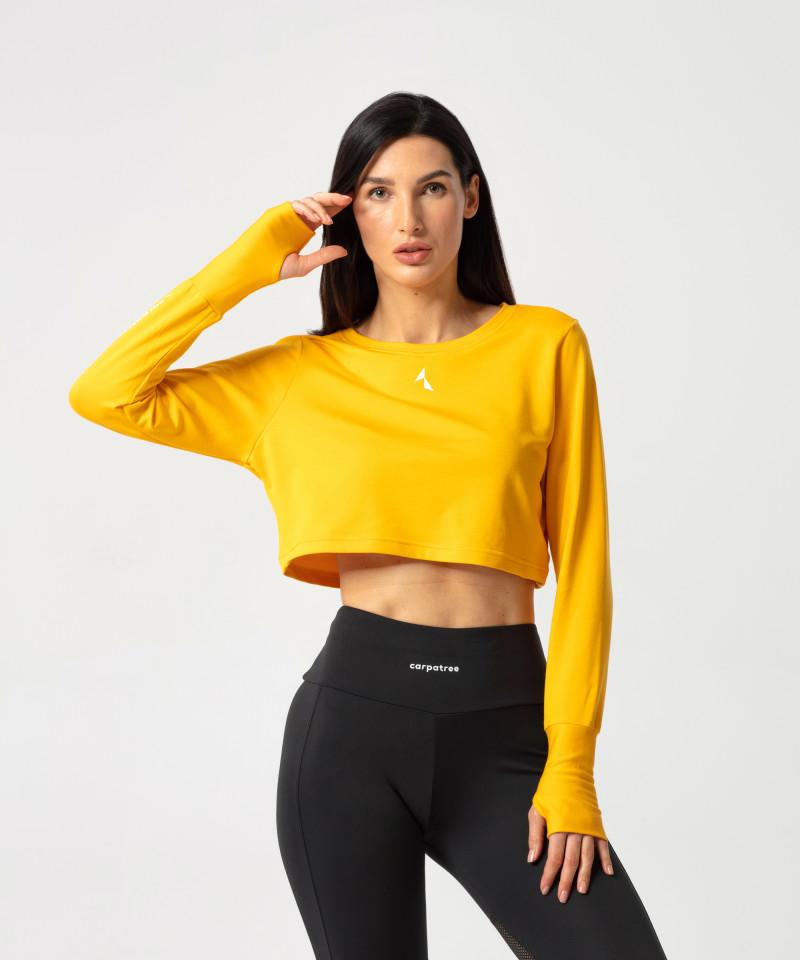 Yellow Cheery Sweatshirt 3
