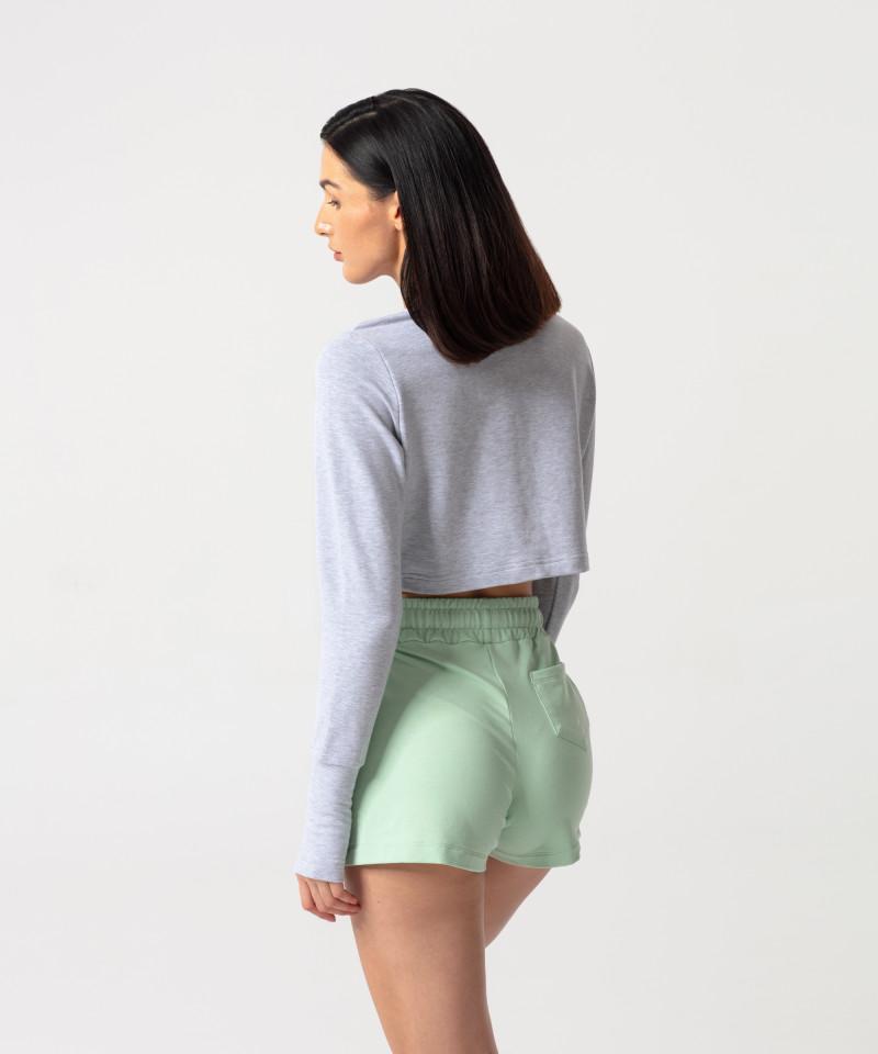 Light Melange Cheery Sweatshirt 2