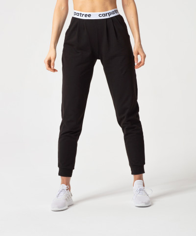 Black Lucky Joggers 1