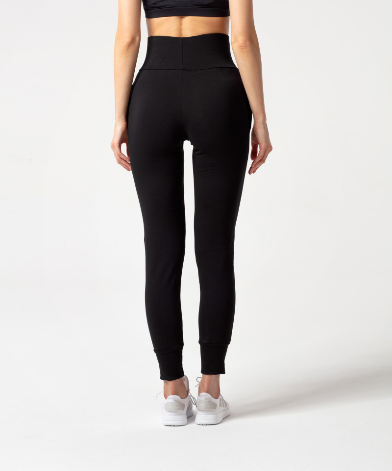 Black Belle Sweatpants 2
