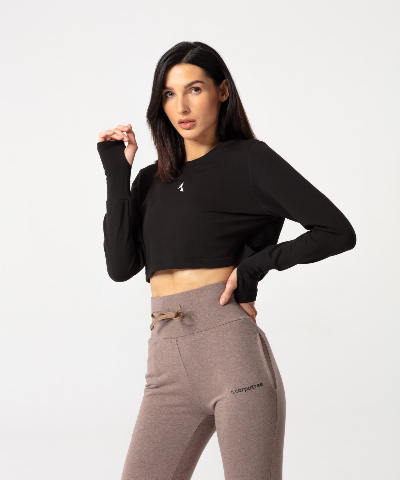 Black Cheery Sweatshirt 2