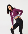 Blueberry Action Zipper Hoodie 3