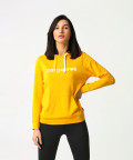 Dream Hoodie, Yellow
