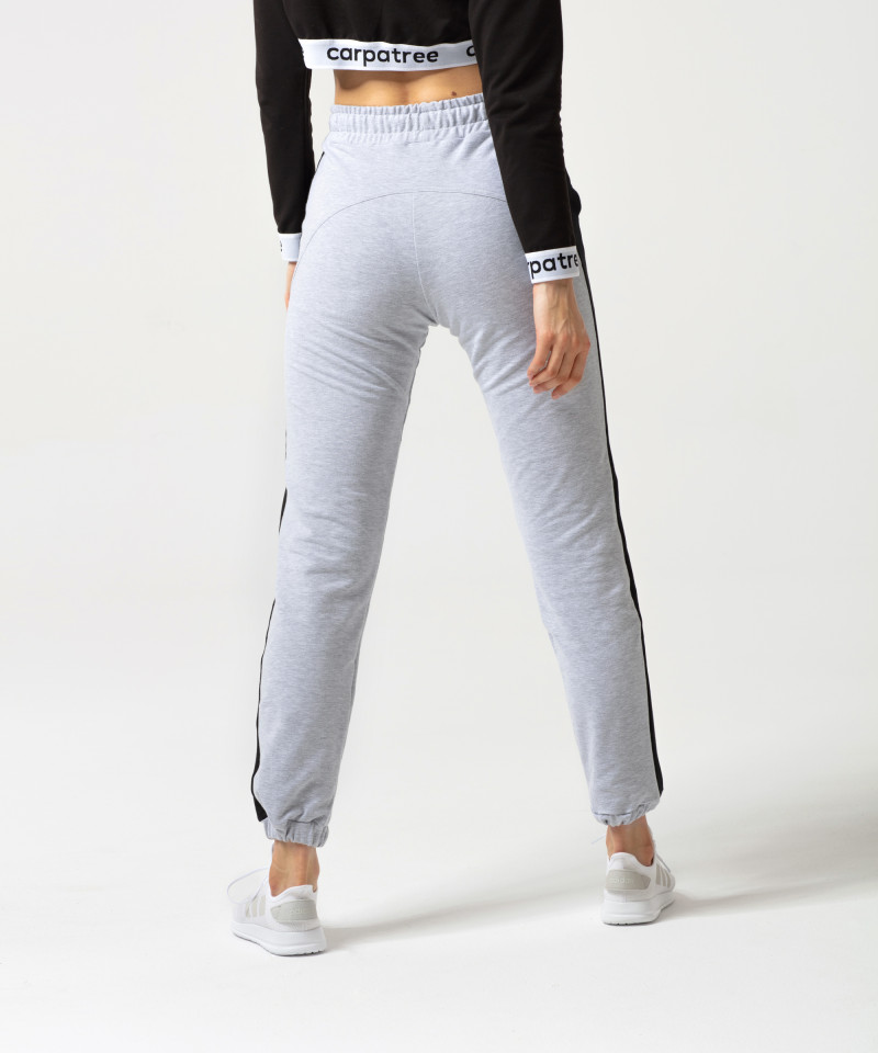 Grey to black Relaxed Sweatpants 2